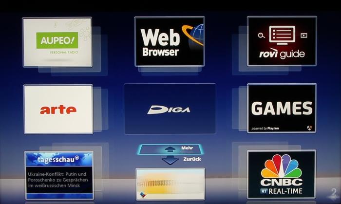 Panasonic DMR-BST845 Screenshot 19