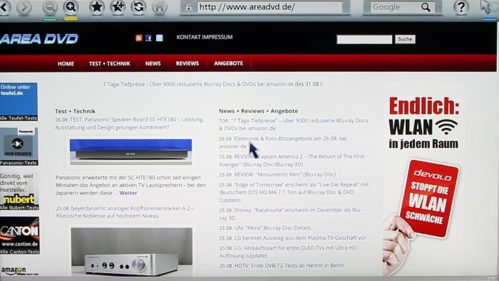 Panasonic DMR-BST845 Screenshot 20