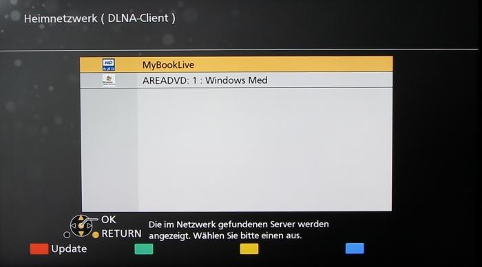 Panasonic DMR-BST845 Screenshot 23