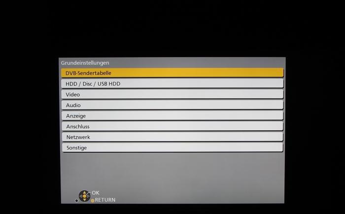 Panasonic DMR-BST845 Screenshot 27