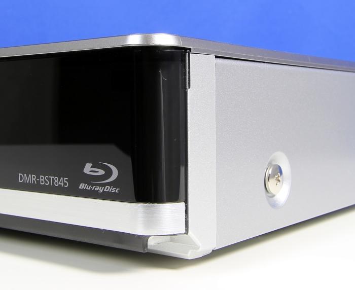 Panasonic DMR-BST845 Verarbeitung