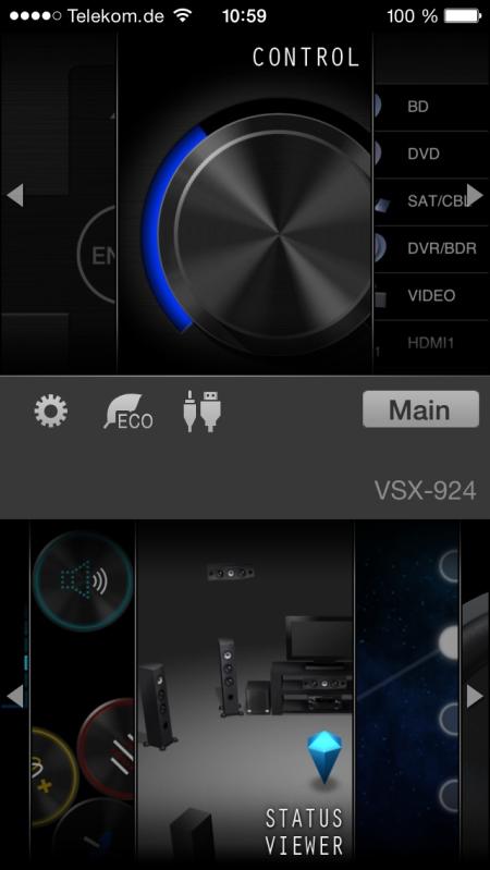 Pioneer VSX-924 App 3