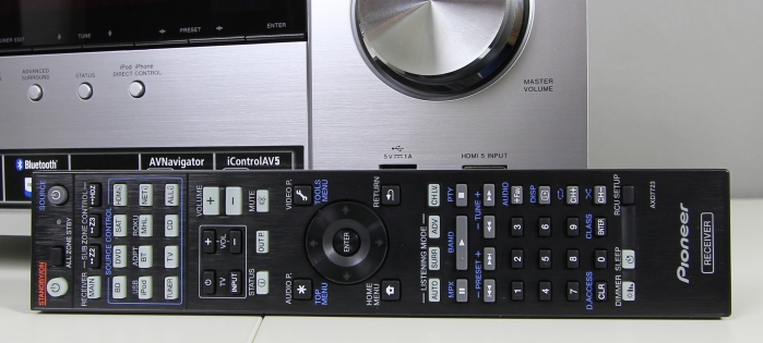 Pioneer VSX-924 Fernbedienung