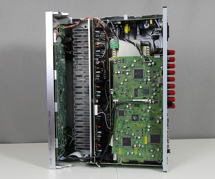 Pioneer VSX-924 Innenleben Gesamt1