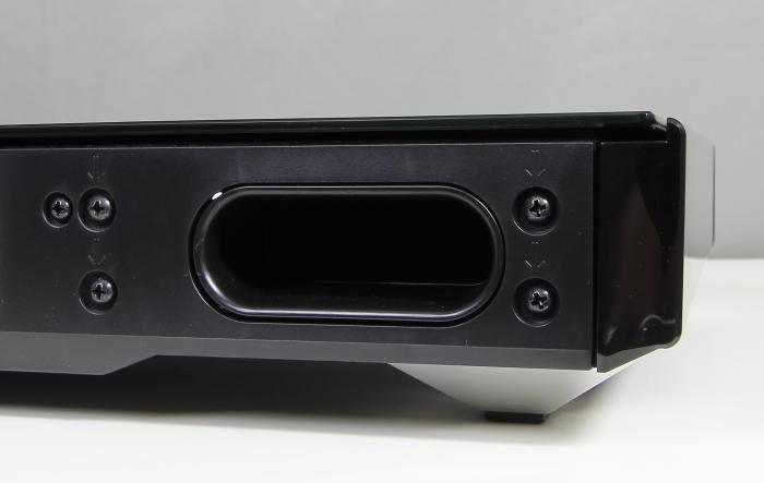 Sony HT-XT1 Bassreflexrohr