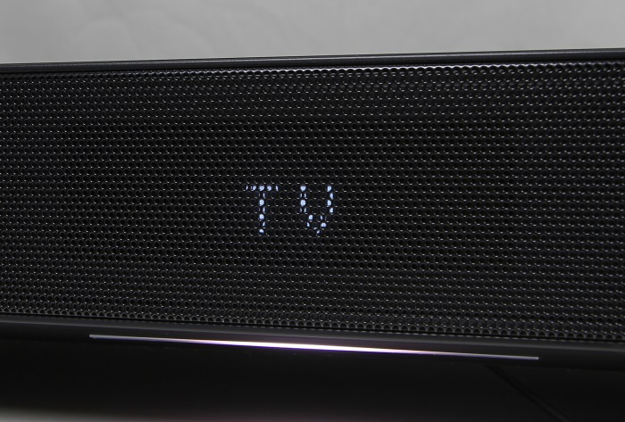 Sony HT-XT1 Display