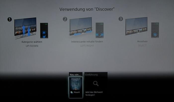 Sony KD55X8505 Screenshot 16