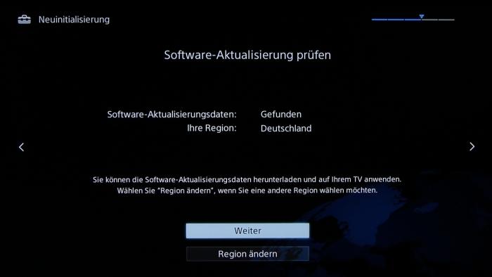 Sony KD55X8505 Screenshot 2