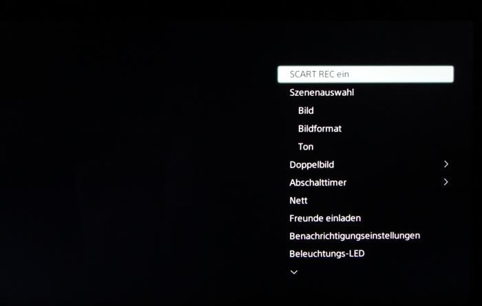Sony KD55X8505 Screenshot 29