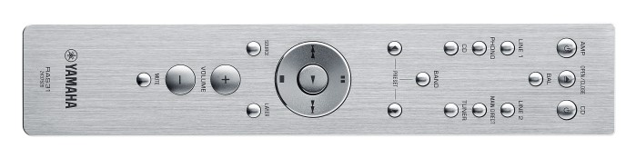 Yamaha_AS2100_Stereo_Amplifier_Remote