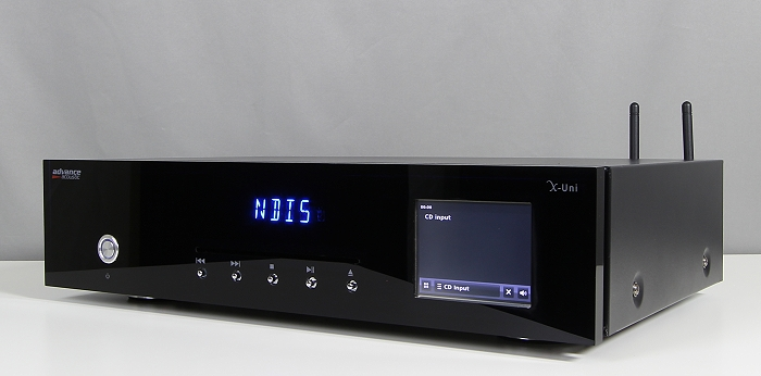 Advance Acoustics X-Uni Front Seitlich2