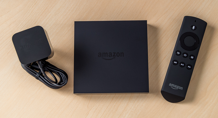 Amazon Fire TV Zubehoer
