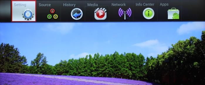 Changhong Curved 4K UHD TV Screenshot1