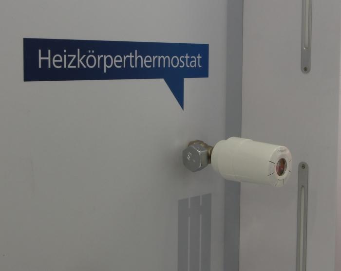 Devolo Home Control Heizkoerperthermostat