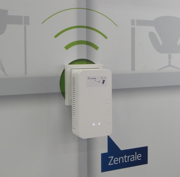 Devolo Home Control Zentrale