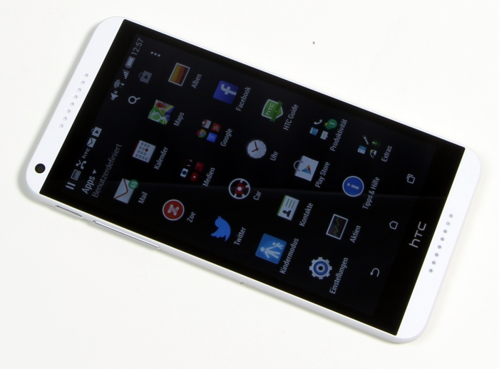 HTC Desire 816 Front Seitlich2
