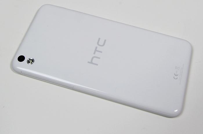 HTC Desire 816 Rueckseite Seitlich