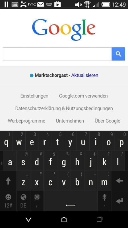 HTC Desire 816 Screenshot 14