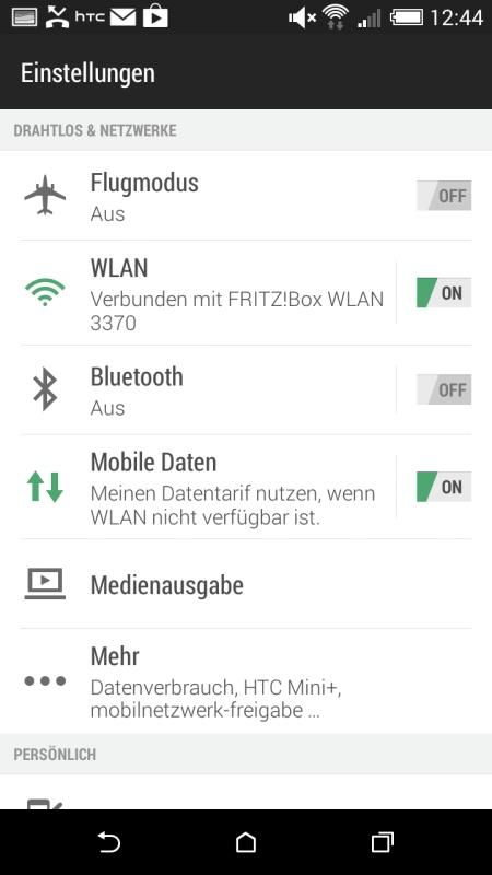 HTC Desire 816 Screenshot 3
