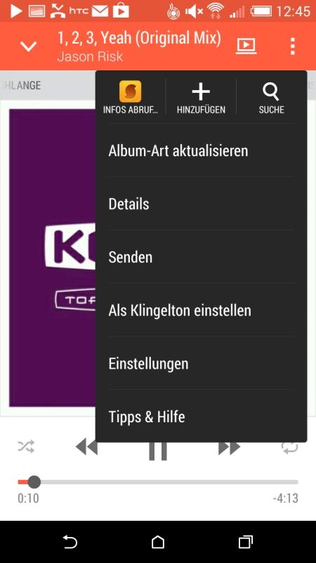 HTC Desire 816 Screenshot 6