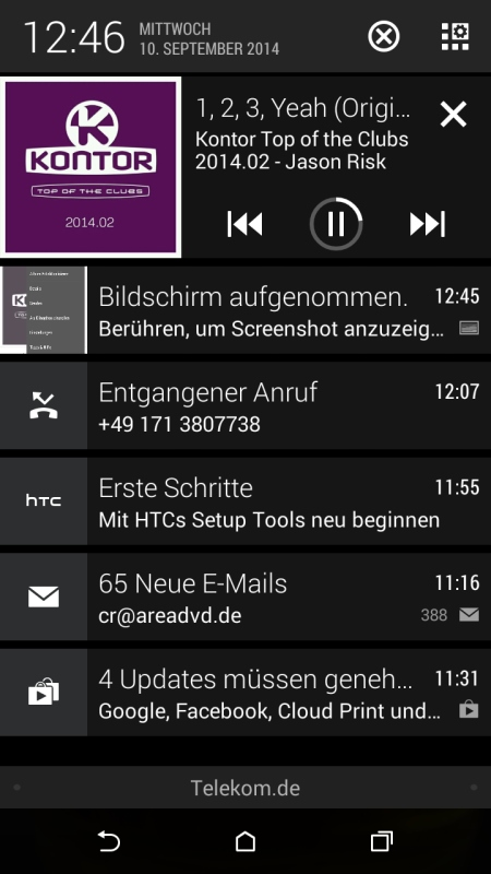 HTC Desire 816 Screenshot 7