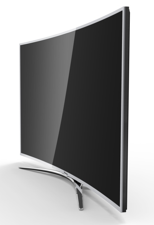 Hisense Variable Curved TV
