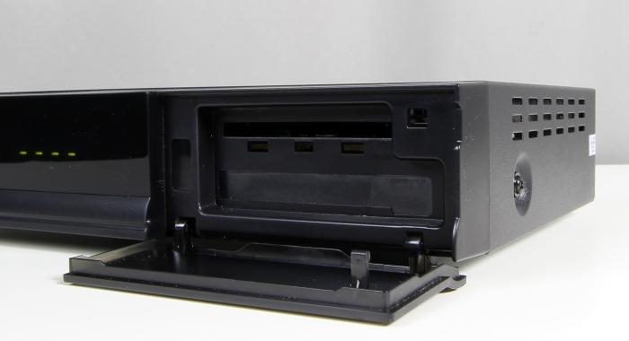 Mirage CX76 CI Slot