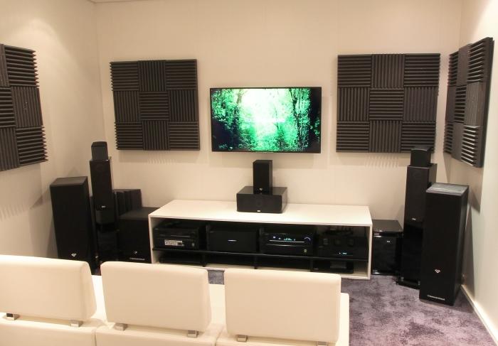 Onkyo Dolby Atmos Vorfuehrung