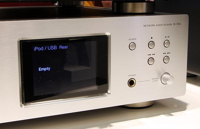 Pioneer BDP-LX88 Bedienelemente Display