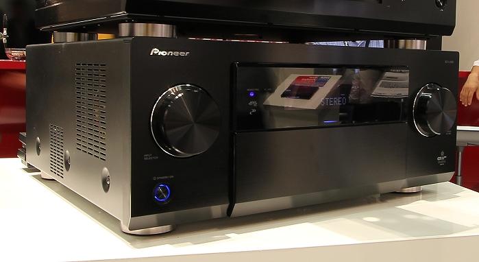 Pioneer SC-LX88 Front Seitlich2