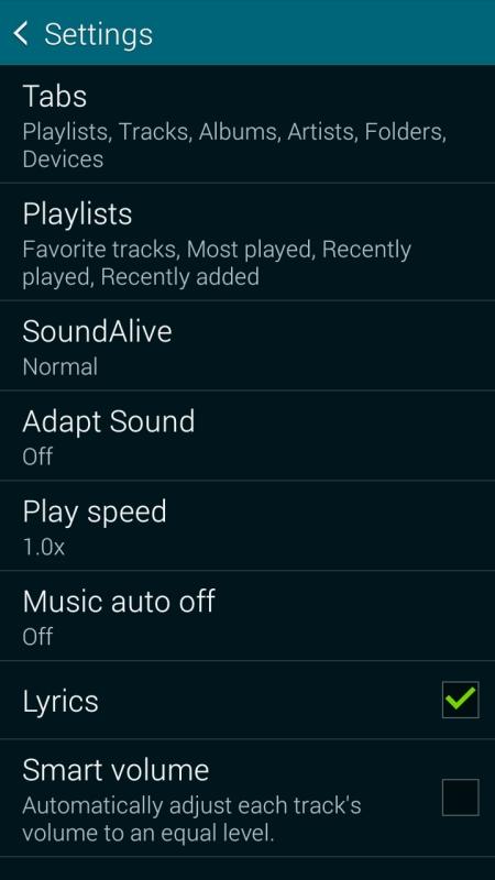 Samsung Galaxy Alpha Screenshot6