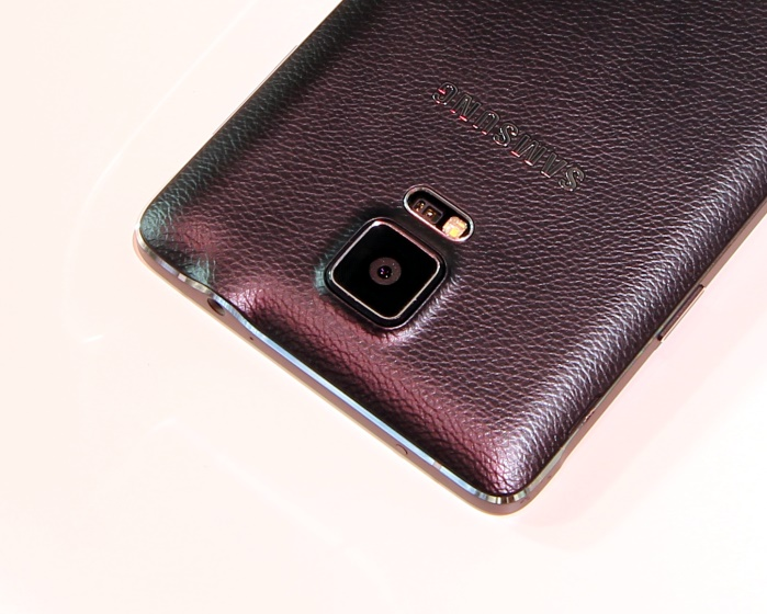 Samsung Galaxy Note 4 Kamera