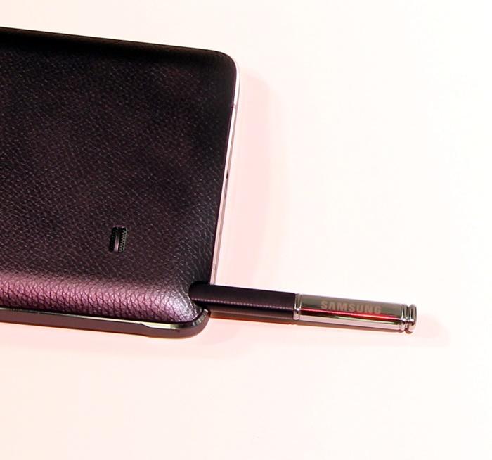 Samsung Galaxy Note 4 S Pen Einschub