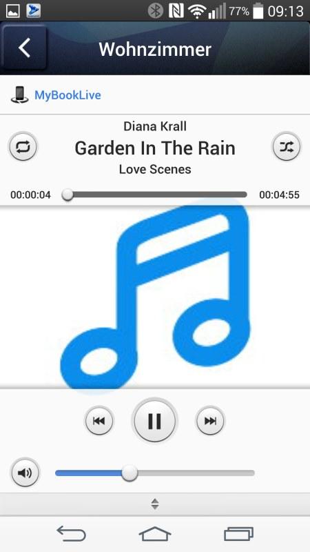 Samsung Multiroom Android Screenshots Music Server 4