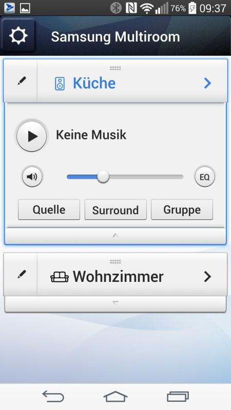 Samsung Multiroom Android Screenshots Setup 11