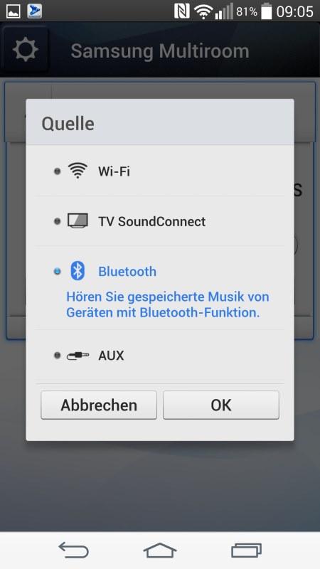 Samsung Multiroom Android Screenshots Setup 6