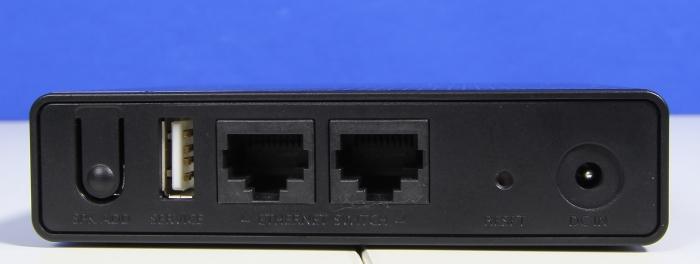 Samsung Multiroom WAM250 Anschluesse Rueckseite
