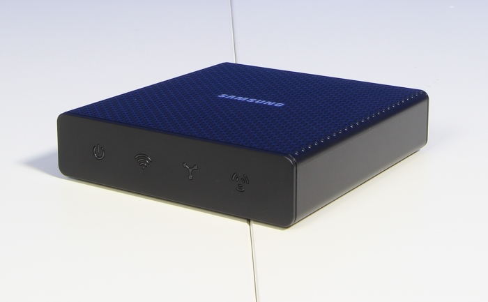 Samsung Multiroom WAM250 Front Seitlich2