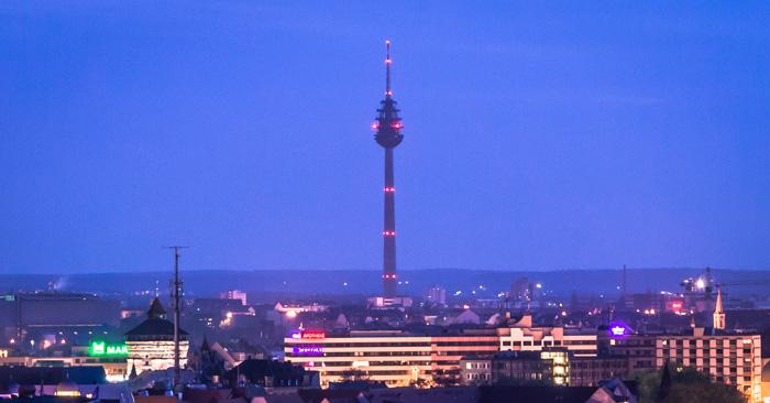 TV Sender DVB-T FMT Nürnberg