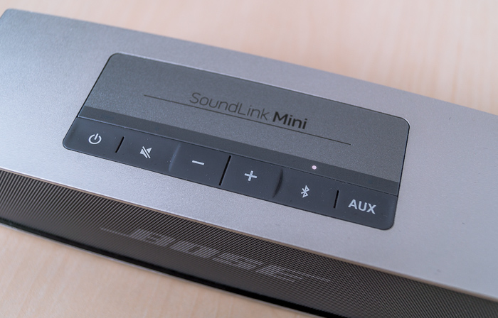 Bose SoundLink Mini 02
