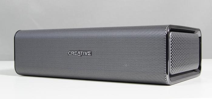 Creative Soundblaster ROAR Front Seitlich3