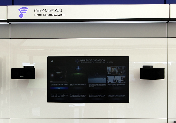 Home Cinema Trends 2014 Bose CineMate520 2