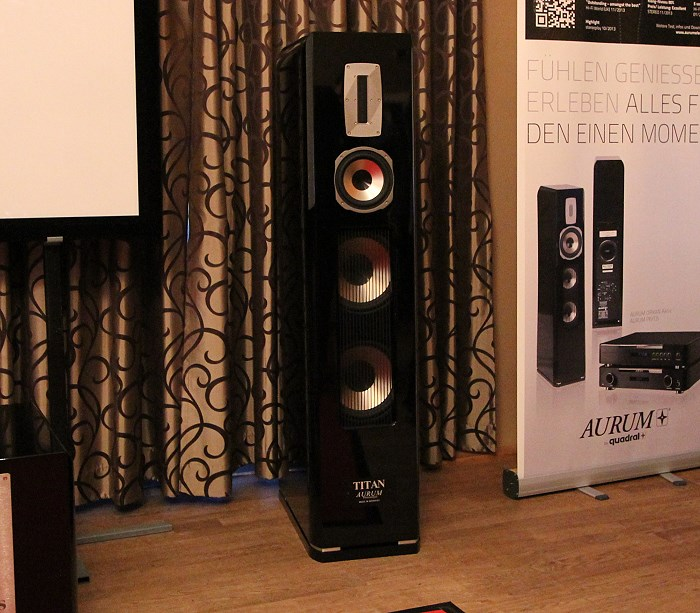 Home Cinema Trends 2014 Quadral Titan
