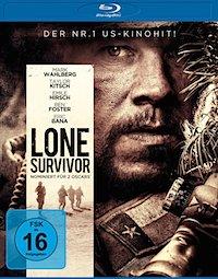 Lone Survivor Blu-ray Disc