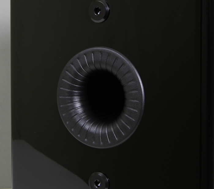 Monitor Audio Silver 1 Bassreflexrohr