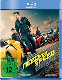 Need for Speed Blu-ray Disc