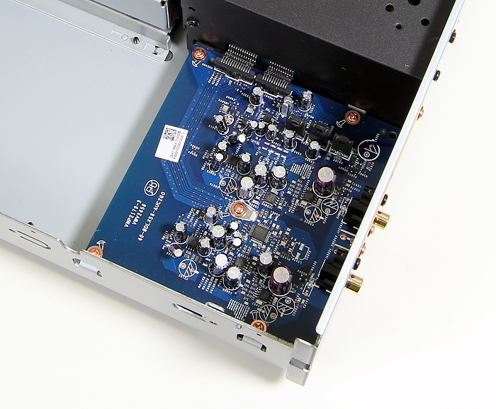 Pioneer BDP-LX58 Innenleben2