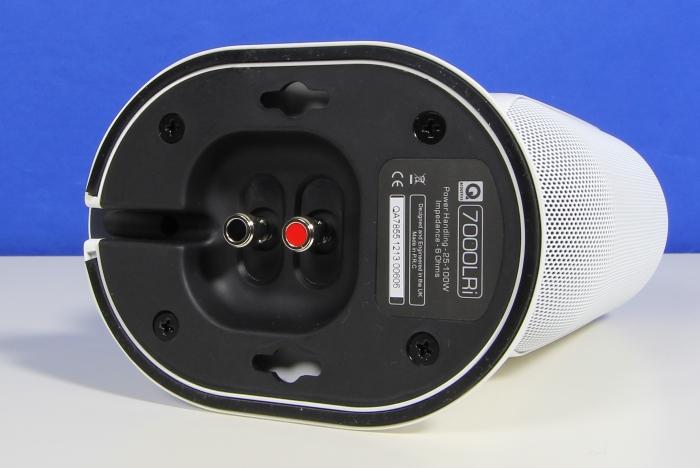 Q Acoustics 7000i Speaker Standfuss Unterseite