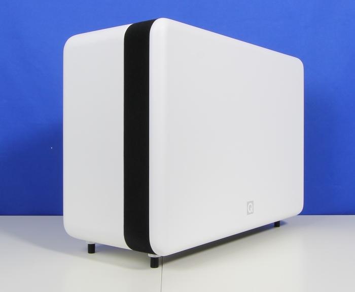 Q Acoustics 7000i Sub Front Seitlich2