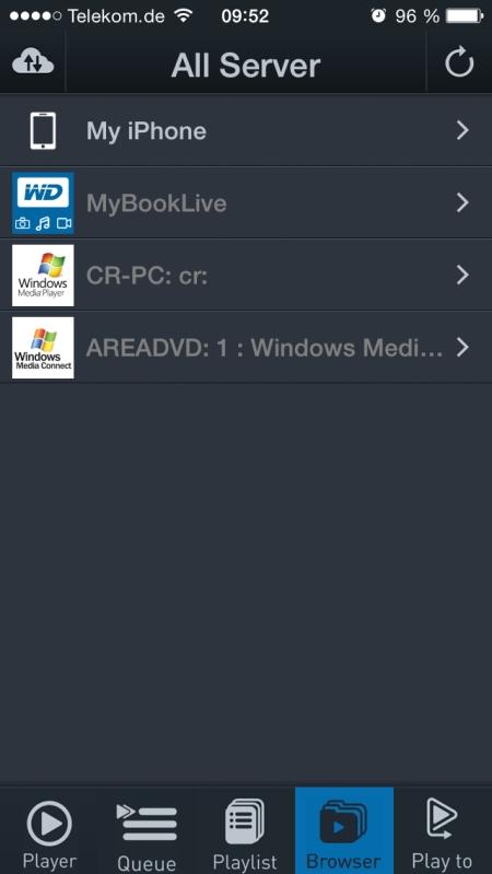 QED uPlay Stream Screenshot 3